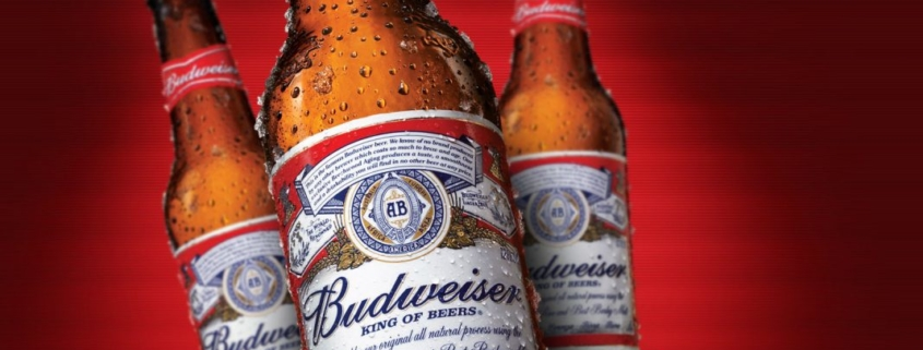 """Budweiser applies for """"the official beer of esports"""" trademark"""