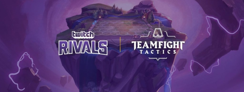 Twitch Rivals announces first Teamfight Tactics tournament